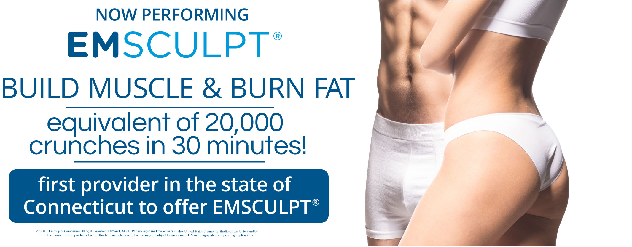 Emsculpt Connecticut, Emsculpt CT